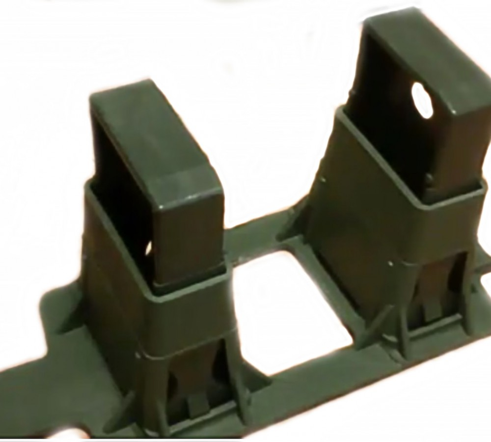 Сегменты с высотой ножки 120,140,150 и 250 мм